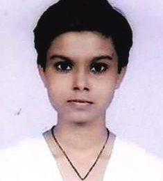 Deepika Singh, GNM 3rd Year, 1st