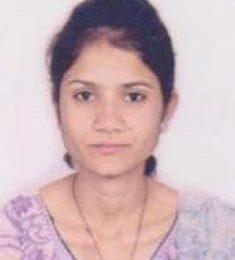 Megha Janghela, B.Sc Nursing 1st  Year, 1st