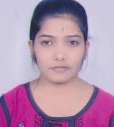 Monika Patel, M.Sc Nursing 1st  Year, MPMSU Top Ten 2nd Rank