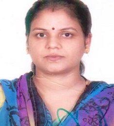 Savita Garg, M.Sc. Nursing 1st Year, MPMSU Top Ten 4th  Rank
