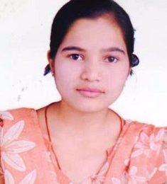 Swati Thakre, B.Sc. Nursing 3rd Year, 3rd